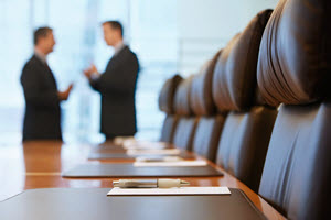 New York Commercial Litigation Lawyer business meeting